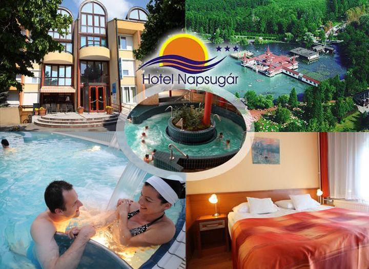 Hotel Napsug�r H�v�z***
