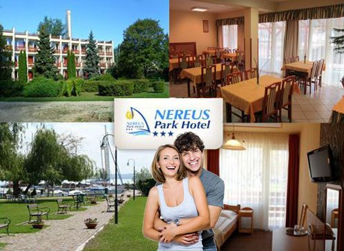 Nereus Park Hotel Balatonalm�di