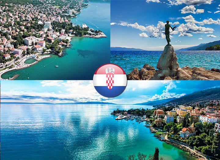 Kétnapos buszos kirándulás a Plitvicei - tavakhoz