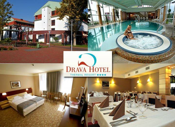 Dráva Hotel Thermal Resort ****