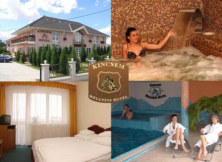 Kincsem Wellness Hotel ***
