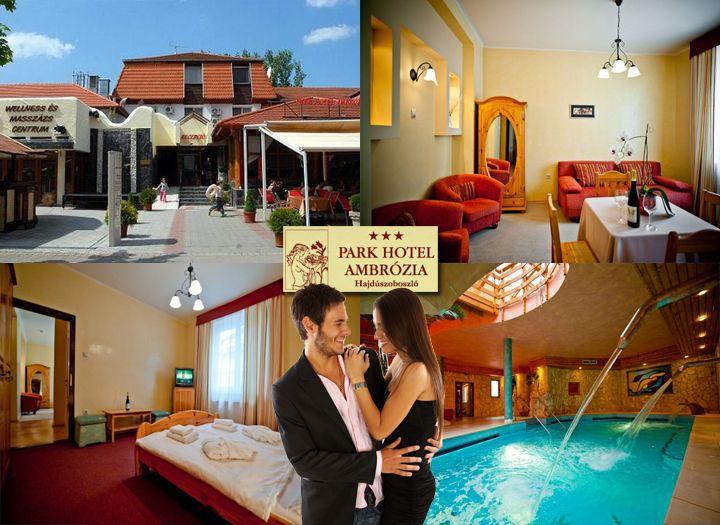 Park Hotel Ambrózia ***