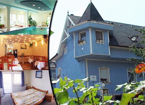 K�k Villa Apartmanh�z