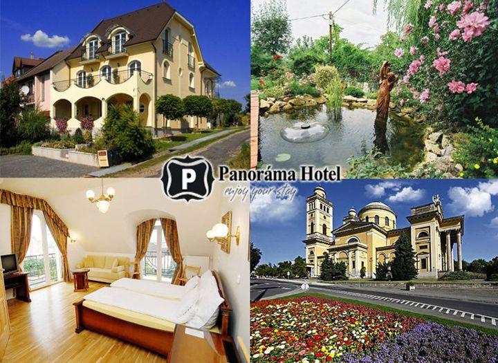 Panor�ma Hotel Eger***superior