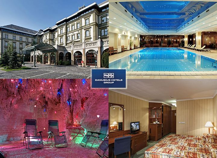 Danubius Healt Spa Resort Margitsziget