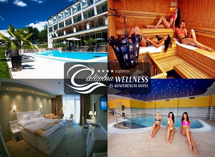 Calimbra Wellness Hotel ****