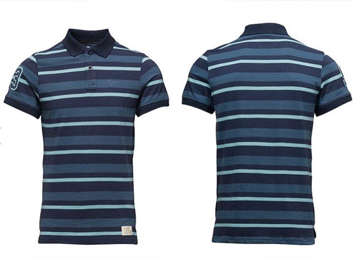 BLEND férfi pólók különböző színben 1e2c45b2d9