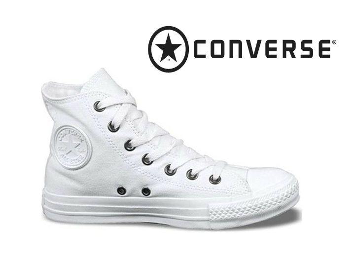 Converse magasszárú fehér férfi utcai cipő - 40%-os kupon · maikupon.hu 60882dc994