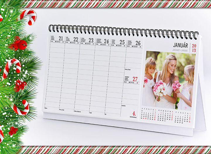 asztali naptár program Asztali naptár 13 vagy 54 képpel   50% os kupon · maikupon.hu asztali naptár program