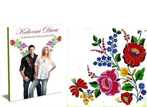 4992d9db5e 50 db Kalocsai ruhára hímezhető mintasablon kezdőknek és haladóknak. -  50%-os kupon · MaiKupon.hu