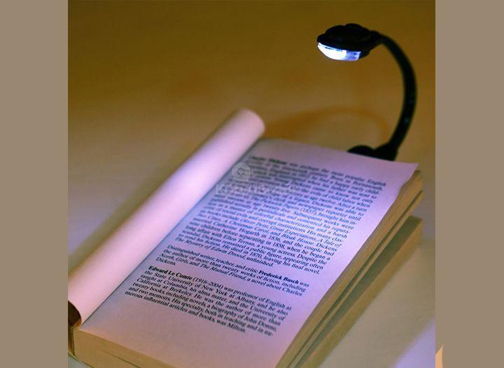 Könyvre csíptethető LED olvasólámpa - 20%-os kupon · maikupon.hu 689f8c7dc3