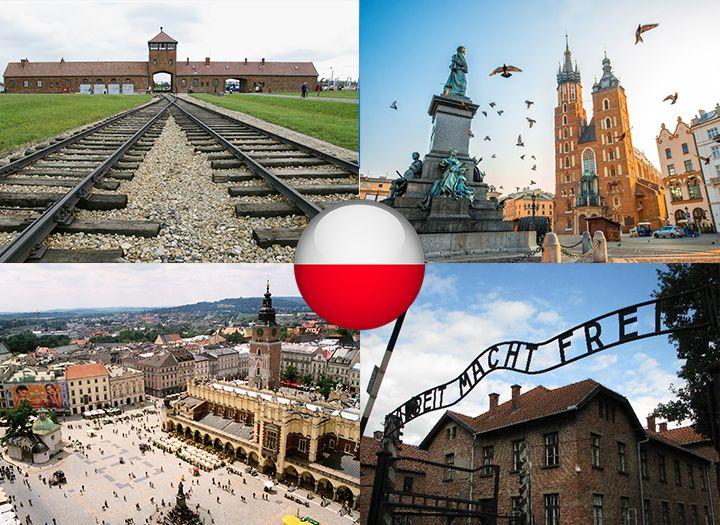 Krakkó - Auschwitz non stop utazással de7a13b869