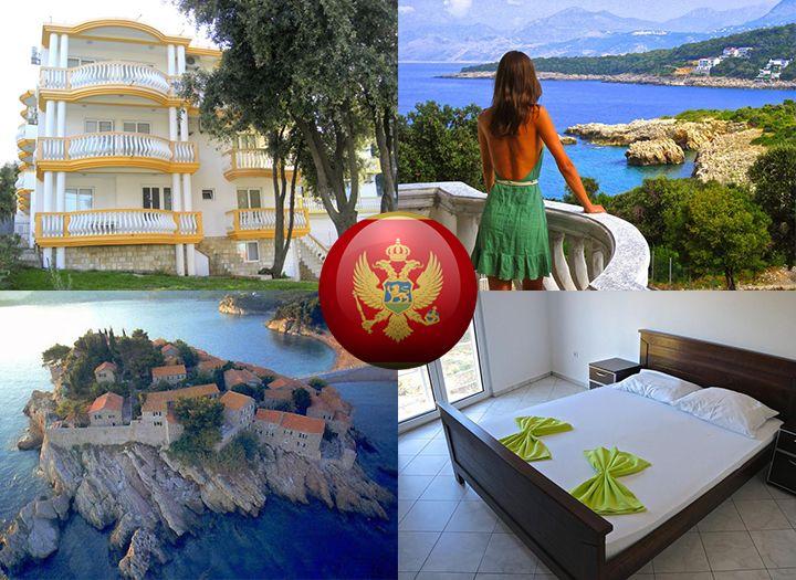 Montenegrói nyaralás 2-4 főre apartmanban 5 b3be98049f