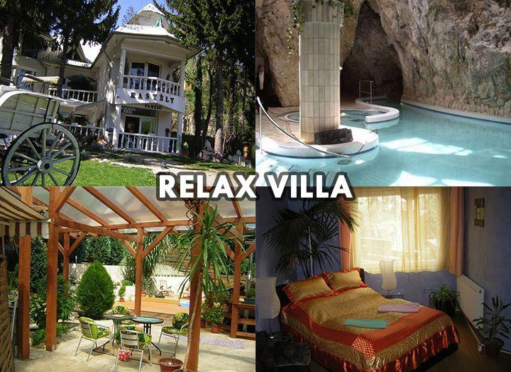 Miskolctapolca Relax Villa 2 fő részére barlangfürdő belépővel - Mai utazás  Belföld és Külföld kupon 79cb6225d4