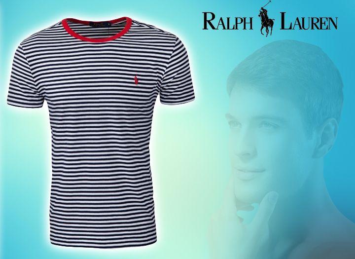 Ralph Lauren csíkos férfi póló - 58%-os kupon · maikupon.hu 2c3aca89a0