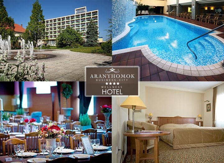 Aranyhomok Business City Wellness Hotel