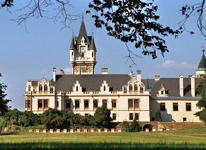 Romantikus osztrák várak és kolostorok 4583dde5a9