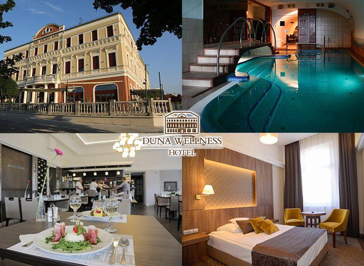 Duna Wellness Hotel d70c36f9fd