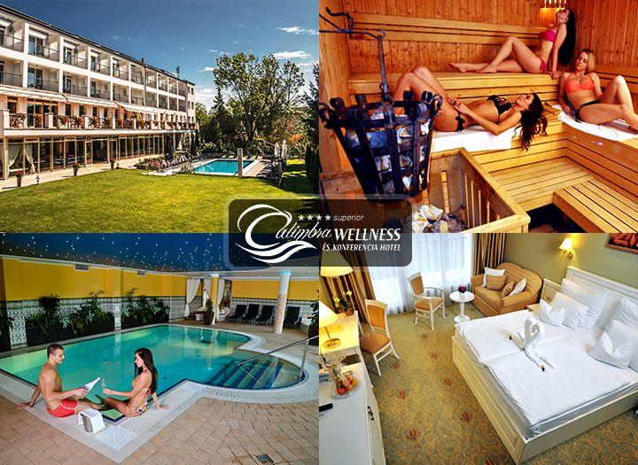 Calimbra Wellness s Konferencia Hotel Miskolctapolca