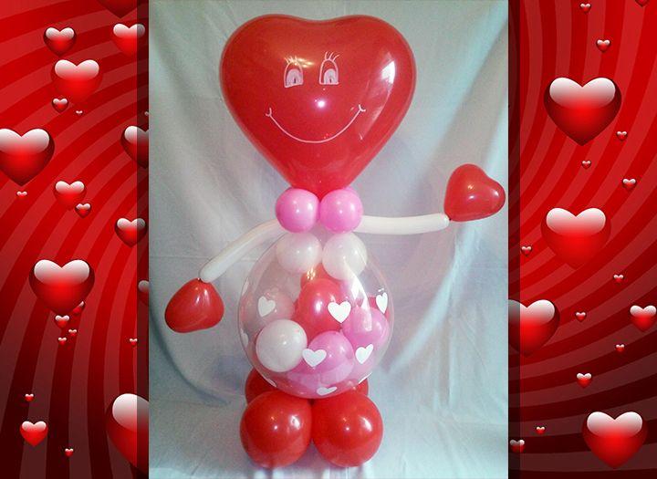 Apró ajándékkal megtölthető Valentin napi különleges lufi. - 50%-os kupon ·  maikupon.hu 5d44664de8
